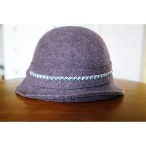 NWOT Wool Bucket Hat by Tarnish Made In Italy